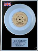 "SMITHS - 7"" Platinum Disc - THIS CHARMING MAN"